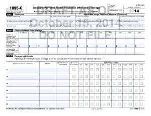 1095C-300x231  Form Examples For C Co on employee communication, examples for cobra, instructions fill,